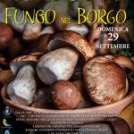 FUNGO NEL BORGO 29 SETTEMBRE 2019