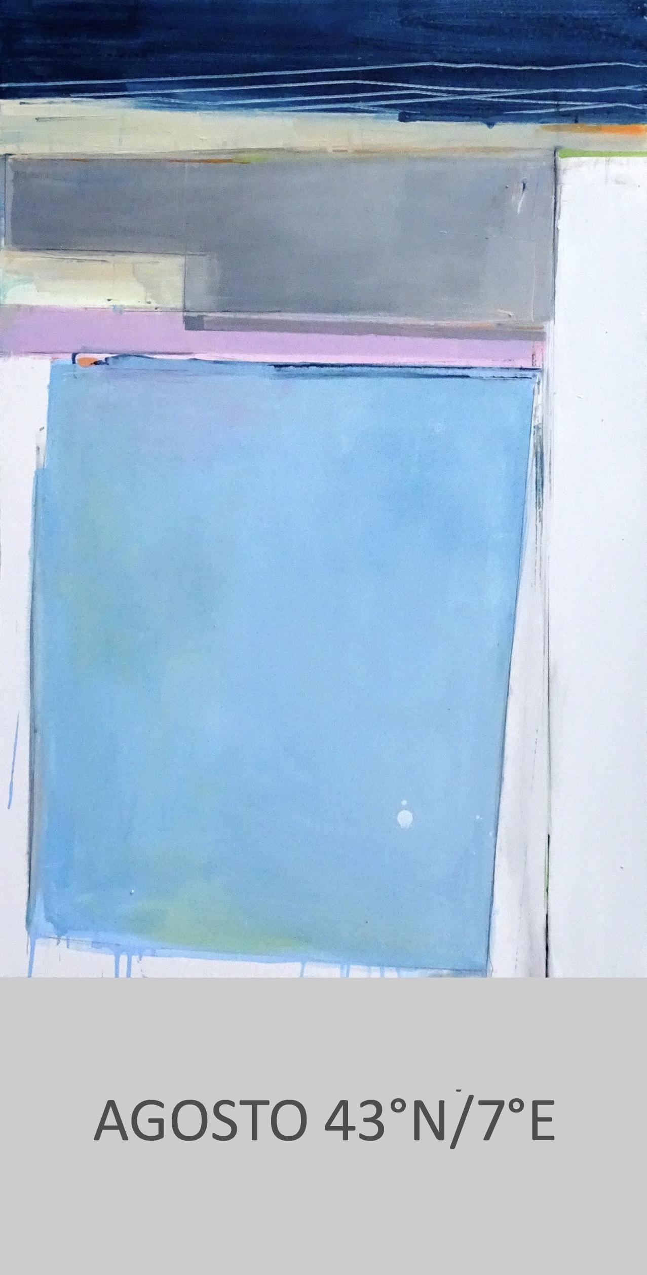 """Rosa Quint il 3 agosto inaugura """"Agosto 43°N/7°E"""" mostra pittura-disegno-oggetti"""
