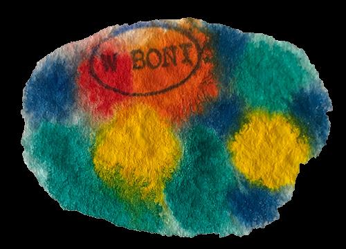 Walter Boni pittore acquerellista  il 4 agosto a Triora